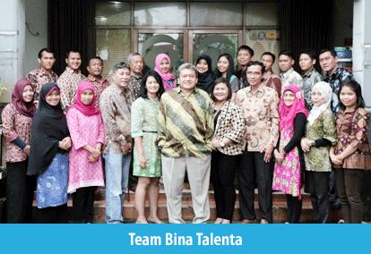 team binta talenta